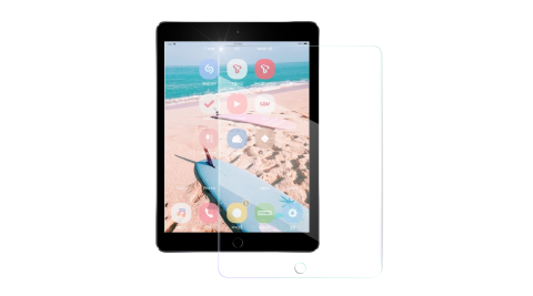 Xmart for iPad Pro 9.7 強化指紋玻璃保護貼