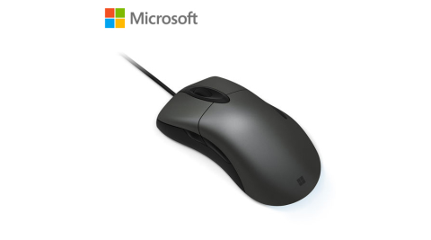 【Microsoft 微軟】Microsoft Classic IntelliMouse 微軟經典閃靈鯊 有線滑鼠