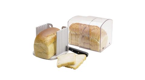 《KitchenCraft》吐司切片收納盒