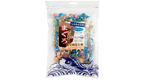 【味覺生機】深海鮪魚糖6包(145g/包)
