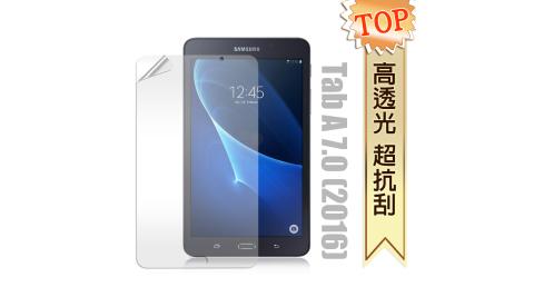 三星 Samsung Galaxy Tab A 7.0 T280 / T285 高透光亮面耐磨保護貼 保護膜