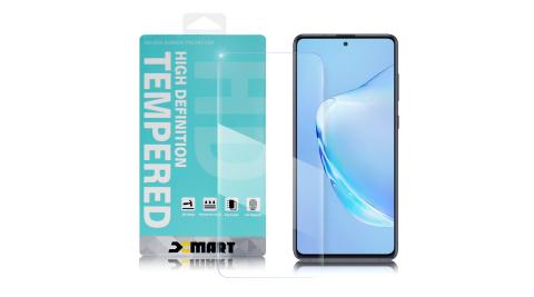 Xmart for 三星 Samsung Galaxy A81/Note10 Lite 薄型 9H 玻璃保護貼-非滿版
