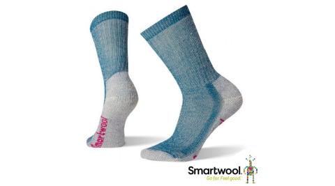 【SmartWool 智慧羊毛】SW0SW294B96 女中級減震型徒步中長襪 羊毛襪 登山襪 沼澤灰