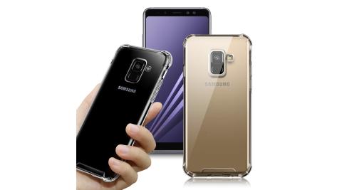 CITY for Samsung Galaxy A8 2018 軍規5D防摔手機殼
