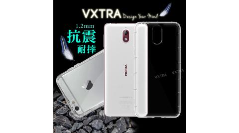 VXTRA Nokia 3.1 防摔抗震氣墊保護殼 手機殼
