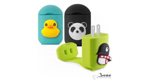 Bone / 智能快速充電器 - 企鵝 / 鴨子 / 貓熊