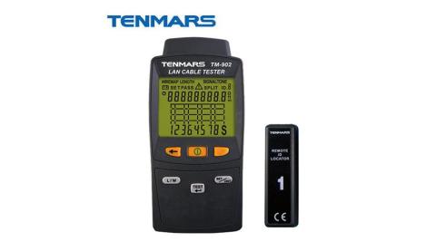 Tenmars泰瑪斯 TM-902 網路測試器