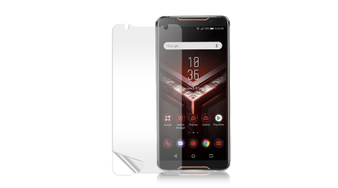 Monia 華碩電競手機 ASUS ROG Phone (ZS600KL) 高透光亮面耐磨保護貼 保護膜(非滿版)
