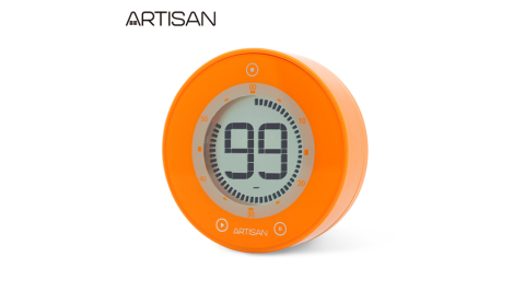 【ARTISAN|奧的思】 iZu計時器/橘 T01O