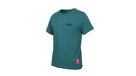 NIKE 男短袖T恤-DRI-FIT 慢跑 路跑 運動 KYRIE 厄文 反光 深綠黑@CV2061-300@