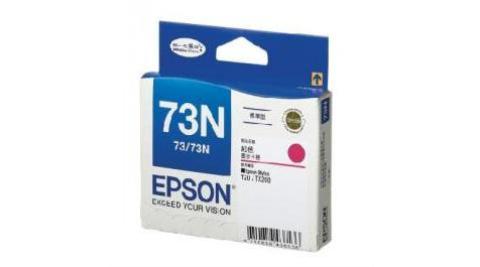 EPSON T105350 紅色墨水匣 73N