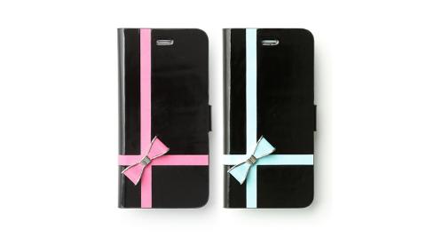 ZENUS Apple iPhone6 4.7 蝴蝶禮物(特別版) 書本式皮套