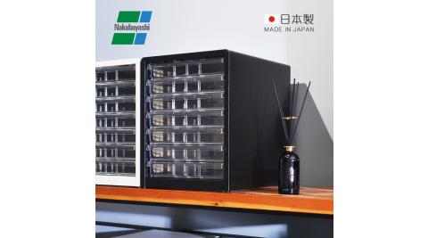【日本仲林】日本製鋼製桌上型A4文件櫃/資料櫃-7低抽 (AL-77/公文櫃)