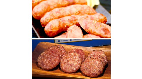 預購《阿里棒棒》香肉禮盒 (哇沙米飛魚卵香腸x1+啵啵肉乾x1)