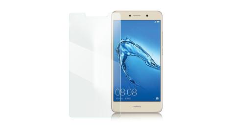 Xmart for HUAWEI Y7 Prime 2018 薄型 9H 玻璃保護貼-非滿版
