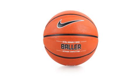 NIKE BALLER 7號籃球-籃球 橘黑@NKI3285507@