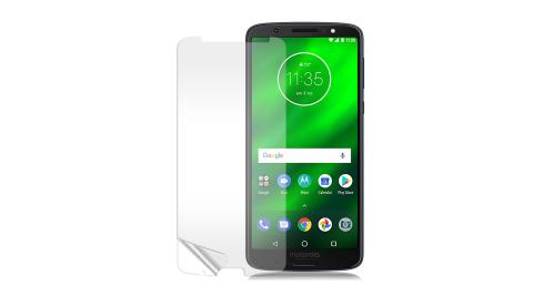 Monia Motorola Moto G6 Plus / G6+ 高透光亮面耐磨保護貼 保護膜