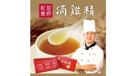 預購《紅豆食府BL》滴雞精常溫禮盒60ml/入(15入/盒)