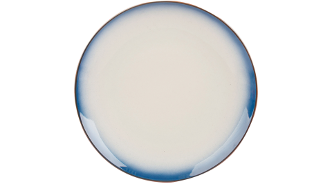 《CreativeTops》Drift淺餐盤(渲染藍26.7cm)
