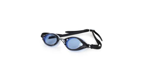 SABLE 101T系列平光泳鏡-訓練 游泳 海邊 蛙鏡 黑@RS101T-01-13112@