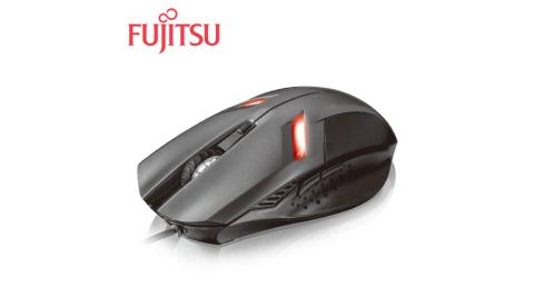 【FUJITSU 富士通】USB遊戲滑鼠(WH-804)