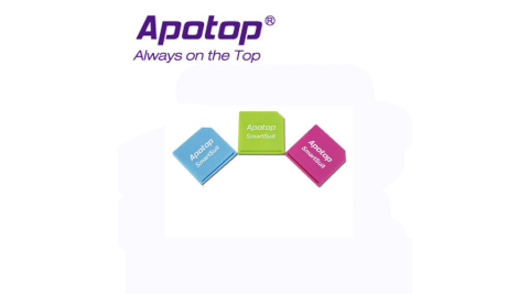 APOTOP SmartSuit 隨行轉卡(一組內含三個轉卡)