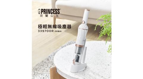 【PRINCESS】荷蘭公主 極輕無線吸塵器(玫瑰金) 339700R