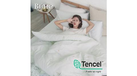 BUHO《初晴方好》舒涼TENCEL天絲單人二件式床包枕套組