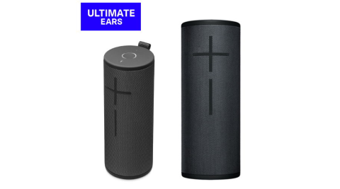【Logitech 羅技】UE BOOM3 藍芽音箱 / 時尚黑 【加碼贈USB風扇】