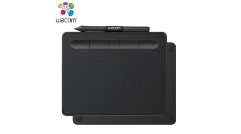 Wacom Intuos Comfort Small 藍牙版繪圖板 CTL-4100WL 黑 (小)