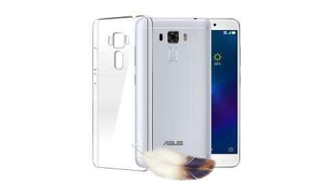 華碩 ASUS ZenFone 3 Laser 5.5吋 ZC551KL 超薄羽翼II水晶殼 手機殼(耐磨版)