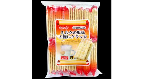 【御之味】奶鹽蘇打餅6包(360g/包)