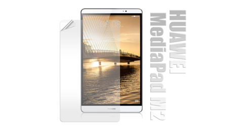 華為 HUAWEI MediaPad M2 8.0吋 高透光亮面耐磨保護貼 保護膜