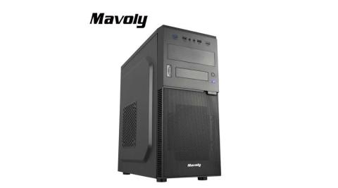 Mavoly 松聖 奇異果 USB3.0 黑化機殼-黑
