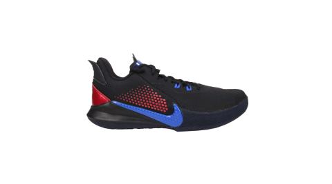 NIKE MAMBA FURY EP 男籃球鞋-KOBE 黑曼巴 XDR 明星款 黑紅藍@CK2088004@