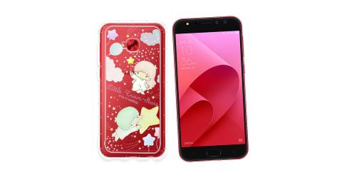 三麗鷗授權 KiKiLaLa雙子星 ASUS ZenFone 4 Selfie Pro ZD552KL 氣墊空壓殼(流星)