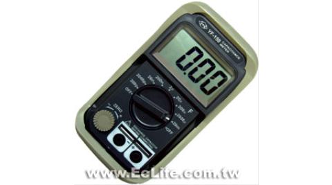Tenmars泰瑪斯 數位電容錶 YF-150