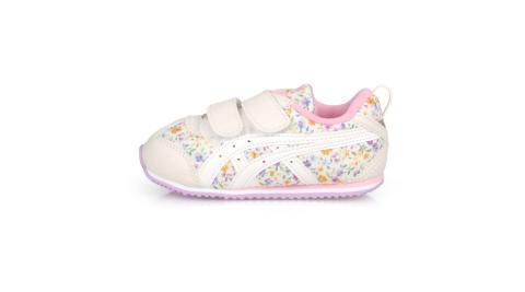 ASICS MEXICO NARROW BABY CT3 女小童休閒運動鞋 米白粉紫@1144A009-500@