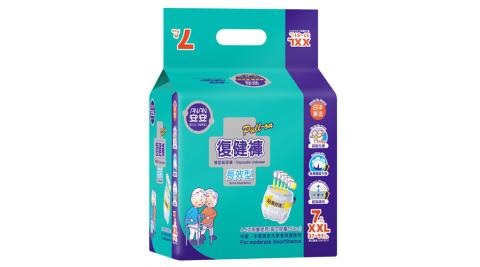 【安安】日本製 長效吸收復健褲XXL號 成人紙尿褲(7片x6包)