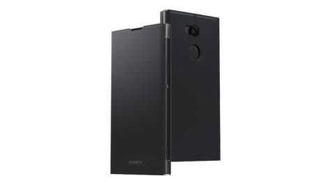 原廠皮套Sony Xperia XA2 Ultra 可立式側翻皮套SCSH20