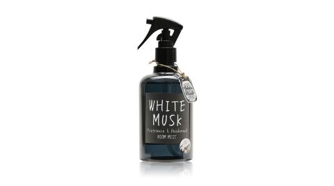 日本John's Blend 香氛除臭噴霧(280ml/瓶)(白麝香WHITE MUSK)