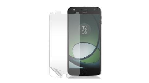 Monia 摩托 Motorola Moto Z Play 百變機 高透光亮面耐磨保護貼