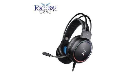 【FOXXRAY 狐鐳】FXR-SAU-30 流光響狐USB電競耳機麥克風