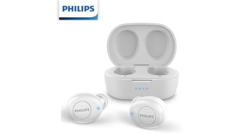 PHILIPS飛利浦 TAT2205WT 真無線藍牙5.1耳機 白色