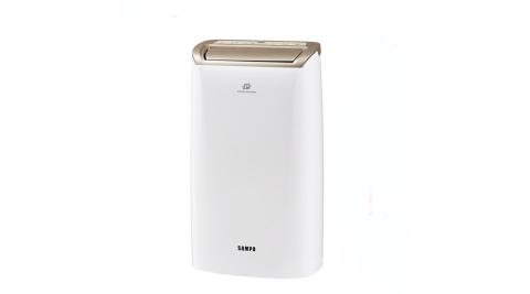 【SAMPO 聲寶】10.5L PICOPURE 空氣清淨除濕機 AD-W720P