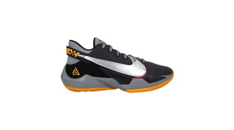 NIKE ZOOM FREAK 2 EP 男籃球鞋-訓練 運動 字母哥 黑黃銀@CK5825006@