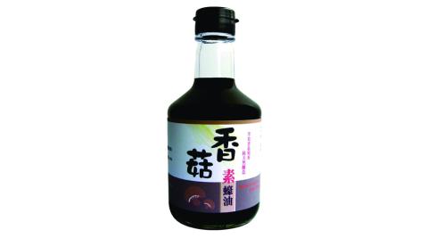 《菇王》香菇素蠔油(12瓶/箱)