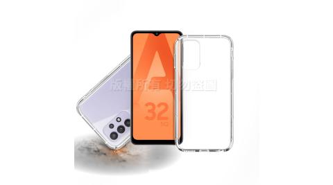 Xmart for 三星 Samsung Galaxy A32 5G 加強四角防護防摔空壓氣墊殼