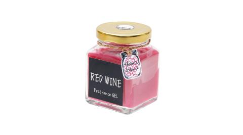 日本John's Blend 室內香氛擴香膏(135g/瓶)(香甜紅酒RED WINE)