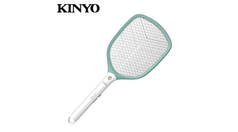 【KINYO 耐嘉】CM-3370 分離式充電電蚊拍